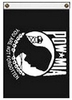 "POW-MIA Mini Flag 11"" x 15"""