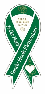 "Sandy Hook Remembrance Magnet 4"" x 8"" (5-pack)"