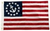 U.S. Yacht Anchor Flag 20in x 30in
