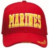 USMC Low Profile Cap Red