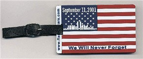 WTC Luggage Tag