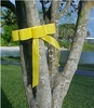 Yellow Outdoor Awareness Ribbon