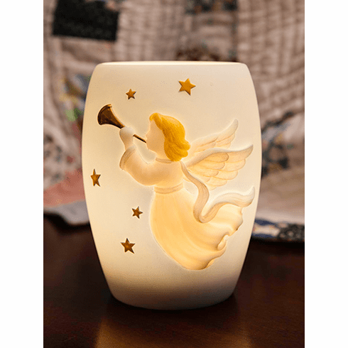 Angel with Stars Memory Lamp™