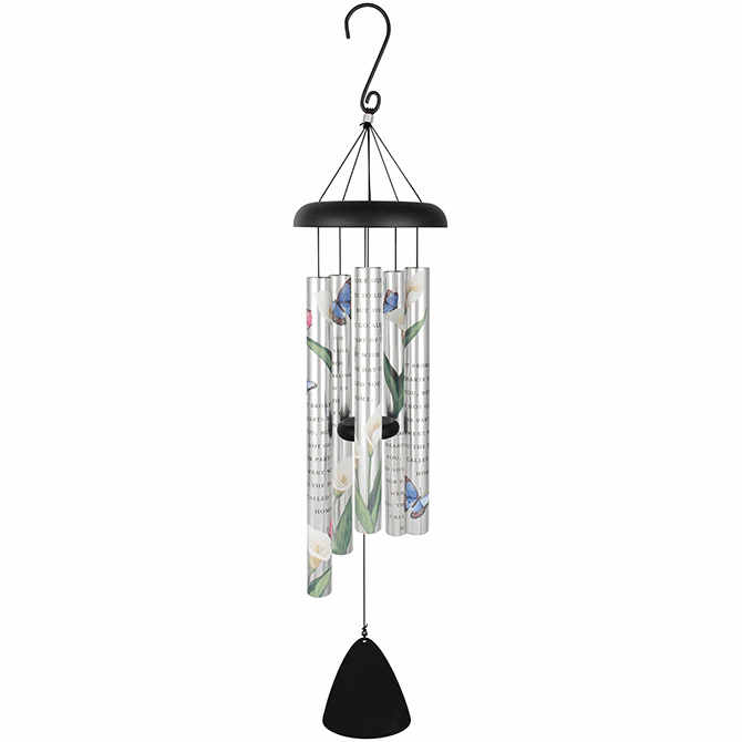 Called You Home Wind Chimes 36""