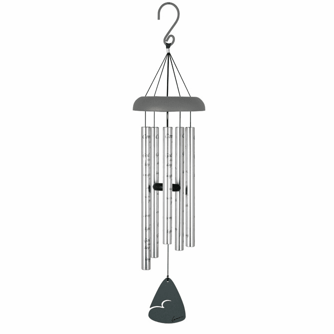 Comfort and Light Wind Chimes 30""