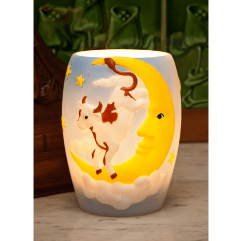 Cow Jumping Over The Moon Memory Lamp™