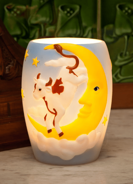 Cow Jumping Over The Moon Memory Lamp�