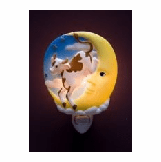 Cow Over The Moon Night Light