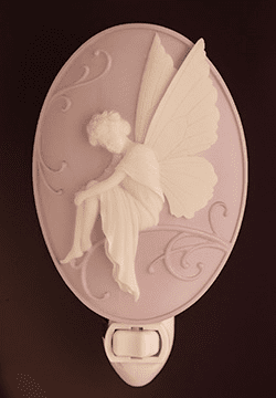 Fairy Cameo Night Light