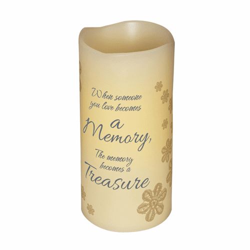 Memory Flameless Candle