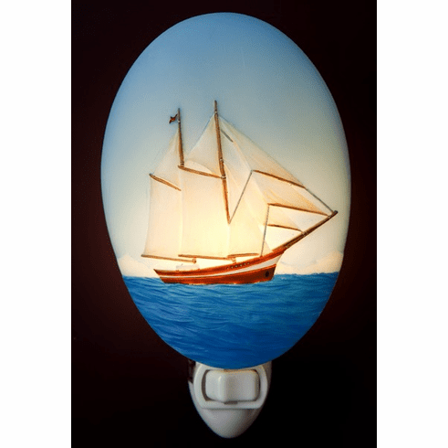 Ocean Clipper Night Light