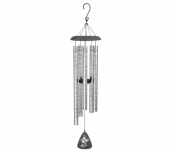 "Roses for Mother Wind Chimes 44""  OUT OF STOCK"