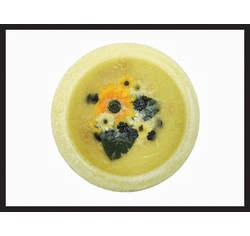 Wax Pottery Bowl - Sunflower Lemon Vanilla