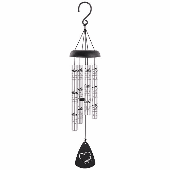 Wind Chimes Mother 21""