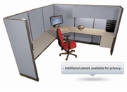 8x8 Managerial Cubicle