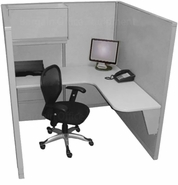 "5x5 ""Space Saver"" Cubicles"