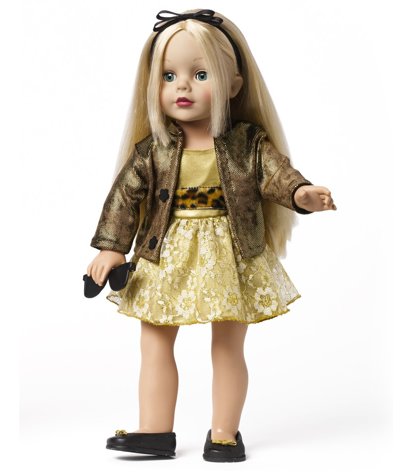 2014 Doll Isaac Mizrahi 18 Quot Glamour In Lace Girl Favorite