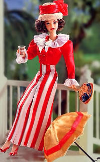 Barbie 1997 Coca-Cola Barbie Doll After The Walk Second in Series