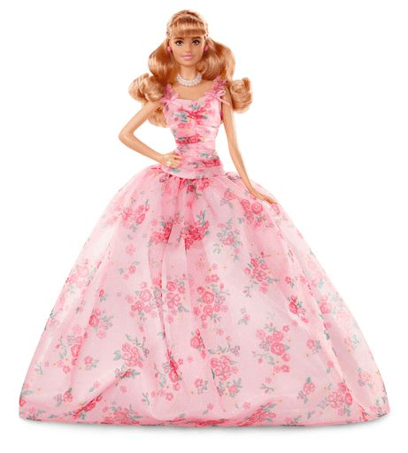 In Stock Barbie Birthday Wishes 2018