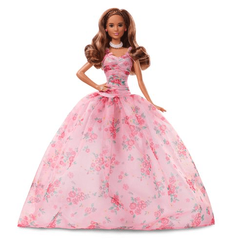 In Stock Barbie Birthday Wishes Doll 2018 LATINA