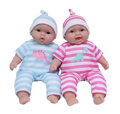 Lots To Cuddle Babies 13 Inch Baby Soft Doll Soft Body