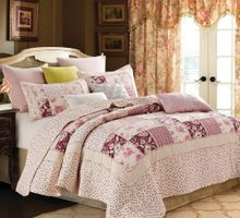 Patchwork Quilt Set