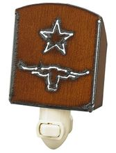Longhorn Nightlight
