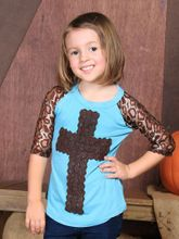 Crochet Cross Raglan