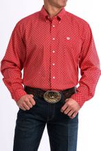 Cinch Geo Shirt