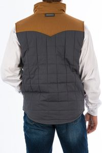 Cinch Quilted Vest