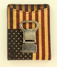 Flag Money Clip