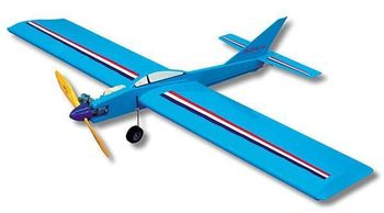Skyray 35 #CL25 SIG Balsa Wood Control Line Model Airplane Kit, Profile Fuselege