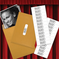 Actor's Mailing Labels