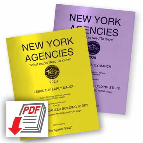 New York Agencies Monthly:<br />PDF Download