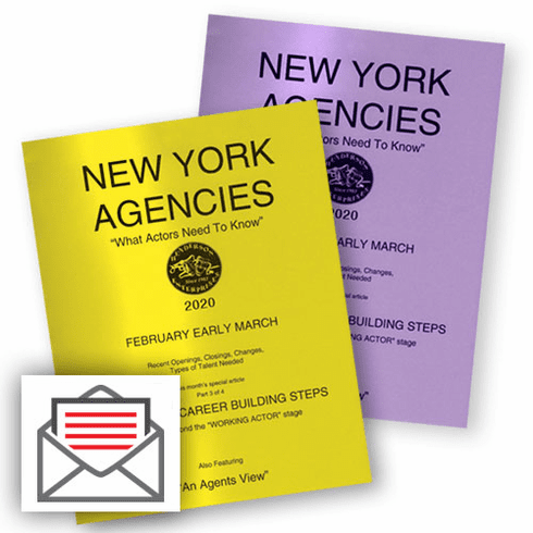 New York Agencies Year Subscription:<BR /><strong>Hardcopy Mail Delivery</strong>