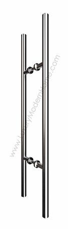 "36"" Round Tube Door Pull Handle"