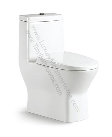"CARUS - 23.5"" SMALLEST Toilet"