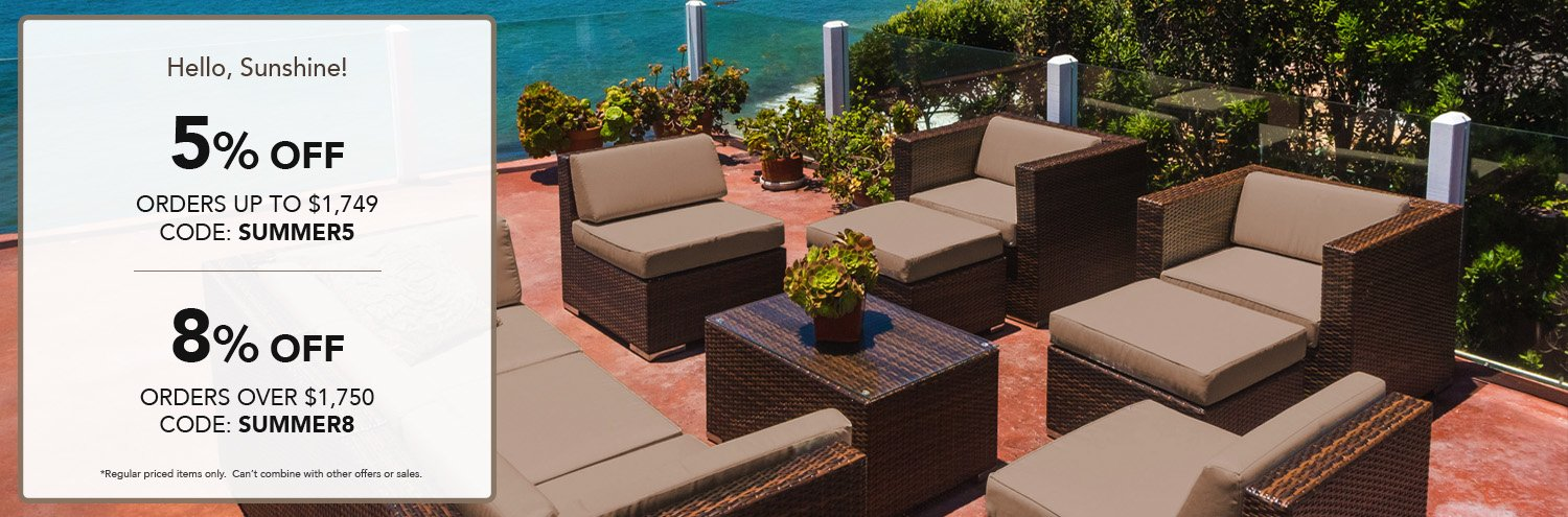 all ohana wicker weather patio furniture