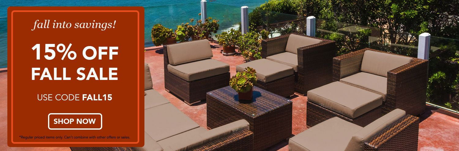 Ohana Wicker Furniture: All-Weather Outdoor Furniture   Patio Furniture    Wicker Furniture   Factory Direct Prices   Free Shipping - Ohana Wicker Furniture: All-Weather Outdoor Furniture Patio
