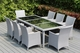 Ohana 9 Piece Outdoor Patio  Furniture Dining Set,  Now at $1425