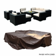 Ohana Outdoor Patio Furniture Protective Cover - Large - Now $129 with Extra $100 Off