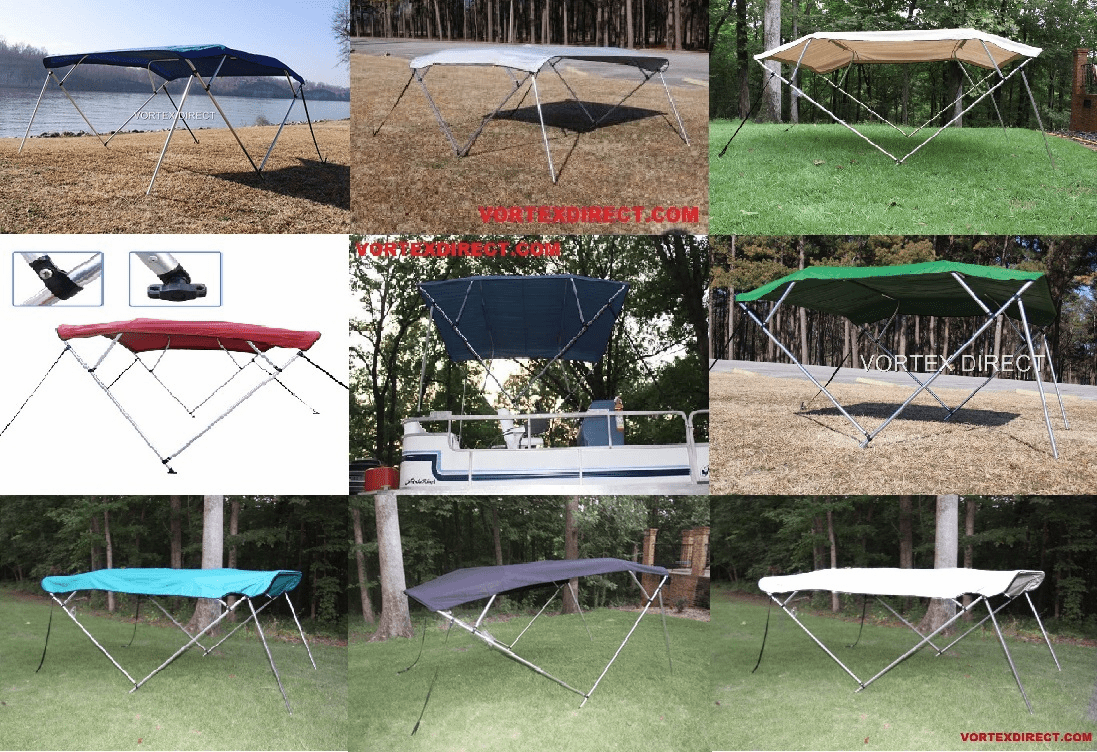 "<FONT COLOR=""030303""> <BOLD> BIMINI TOPS <BR> ROUND 4 BOW <BR> ( COMPLETE KIT: FRAME, FABRIC, & HARDWARE )"