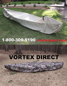 "<FONT COLOR=""030303""> <BOLD> CANOE <br> KAYAK <br> BOAT COVERS"