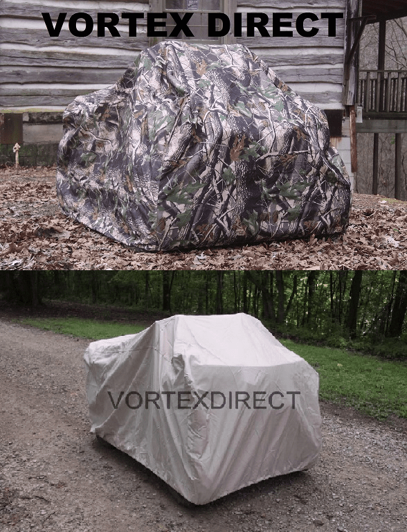 EXTRA LARGE (XL)  VORTEX HEAVY DUTY ATV QUAD COVER (FAST SHIPPING - 1 TO 4 BUSINESS DAY DELIVERY)