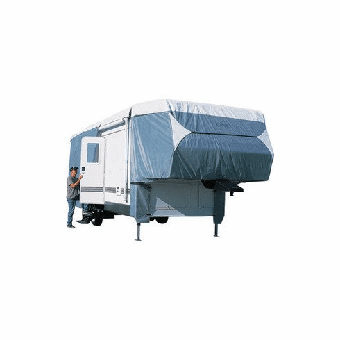 """Sweetwater 26 27 28 29 Ft 5th Fifth Wheel All Weather Camper Cover, 102"""" Wide, 120"""" Tall<BR>***OUT OF STOCK***"""