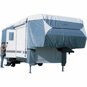 "Sweetwater 33 34 35 36 37 Ft 5th Fifth Wheel All Weather Camper Cover, 102"" Wide, 120"" Tall<br>***OUT OF STOCK***"