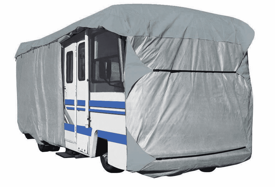 "Sweetwater 40 41 42 Ft Class A Motor Home Motorhome All Weather Cover, 110"" Wide, 120"" Tall<br>***OUT OF STOCK***"