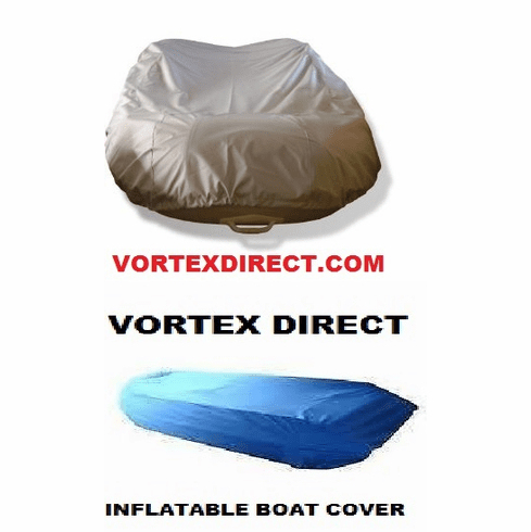 "VORTEX 12' 1/2"" VORTEX INFLATABLE BOAT DINGY DINGHY COVER *****FREE SHIPPING*****"