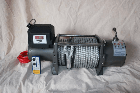 Vortex 17000 LB Pound Industrial/Recovery Winch/HEAVY DUTY<BR>***CALL FOR PRICING***