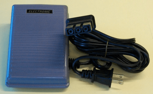 Foot Pedal Brother #XC6666021